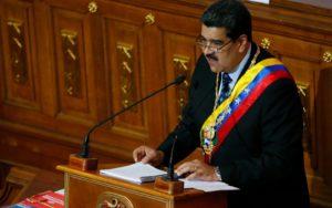 Nicolas Maduro (Foto: AP Photo / Ariana Cubillos)